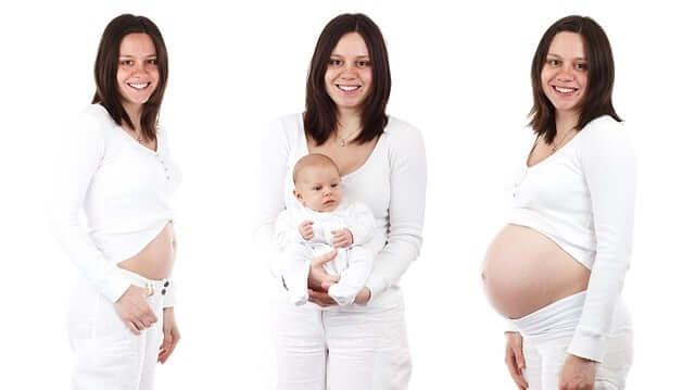 17 settimana gravidanza