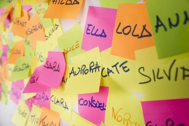 Nomi femminili italiani