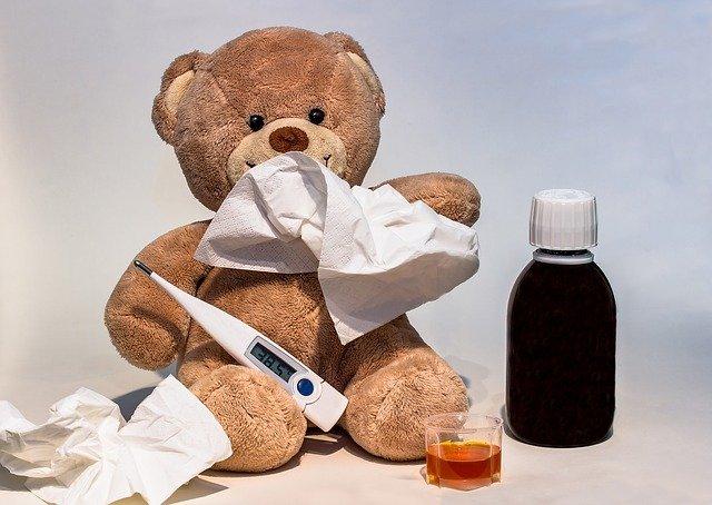 Febbre alta bambini