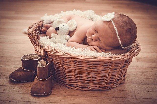 riposo pomeridiano neonato