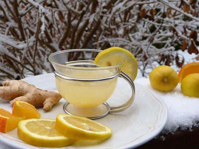 Acqua e limone in gravidanza