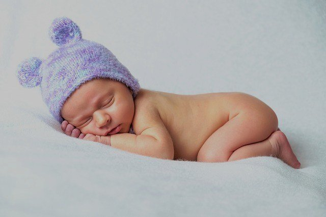 linea sedere storta neonato