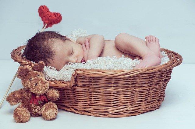 sognare un neonato
