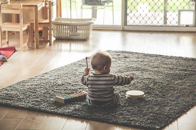giochetti per bambini da fare in casa