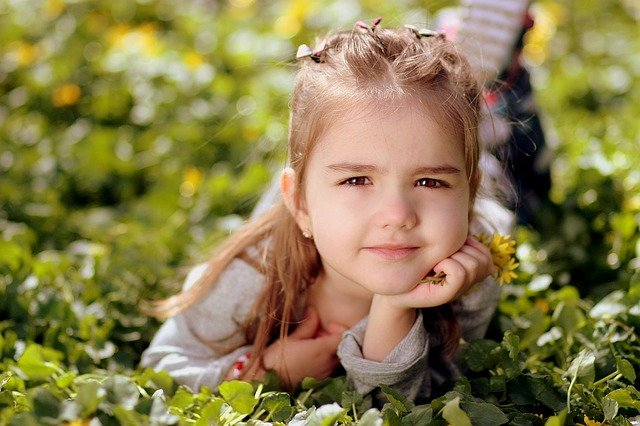 cheratocongiuntivite nei bambini