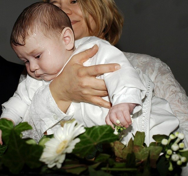 madrina di battesimo