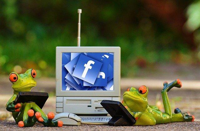 facebook per i bambini