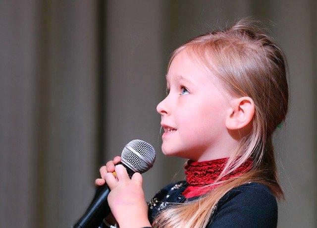 insegnare a cantare ai bambini