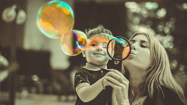 rafforzare il rapporto con il figlio