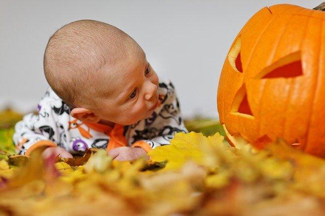come spiegare halloween ai bambini