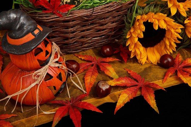 perchè halloween il 31 ottobre