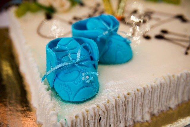 torte per battesimo
