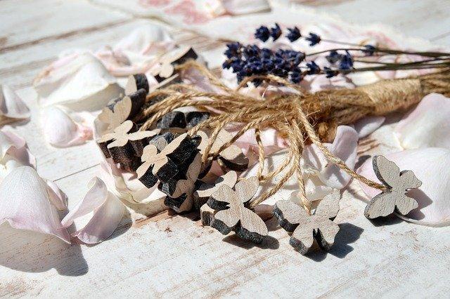 organizzare battesimo tema farfalle
