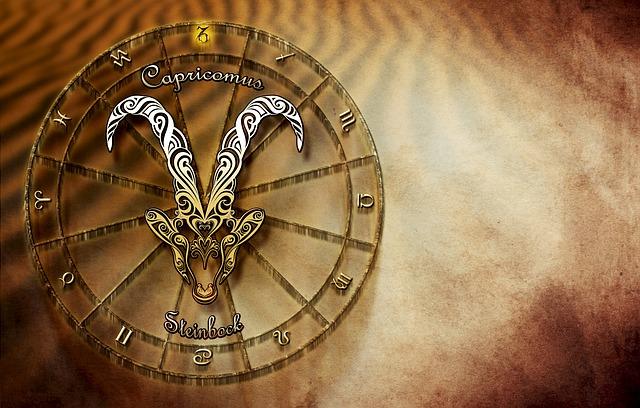 simbologia del capricorno