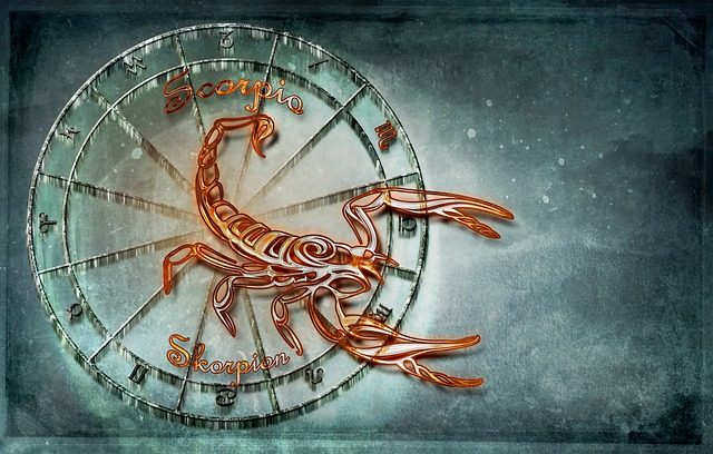 simbologia scorpione