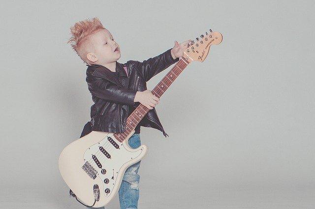 compleanno rockstar