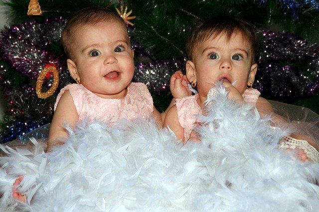auguri battesimo gemelli