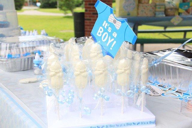 confezionare bomboniere battesimo