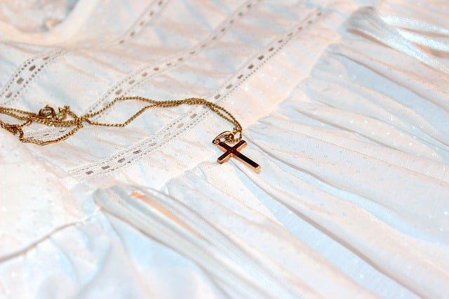 regali battesimo oro